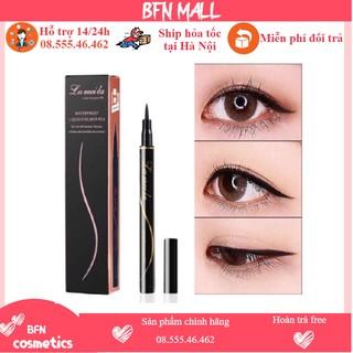 Bút kẻ mắt nước trang điểm mắt Lameila không trôi hàng chính hãng Waterproof Liquid Eyeliner Pen thumbnail