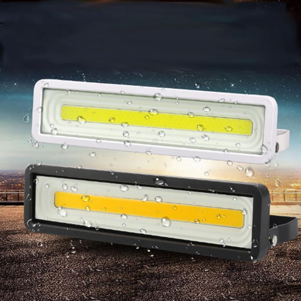 Đèn LED chiếu sáng ngoài trời 50W COB IP65 ac190v chống thấm nước