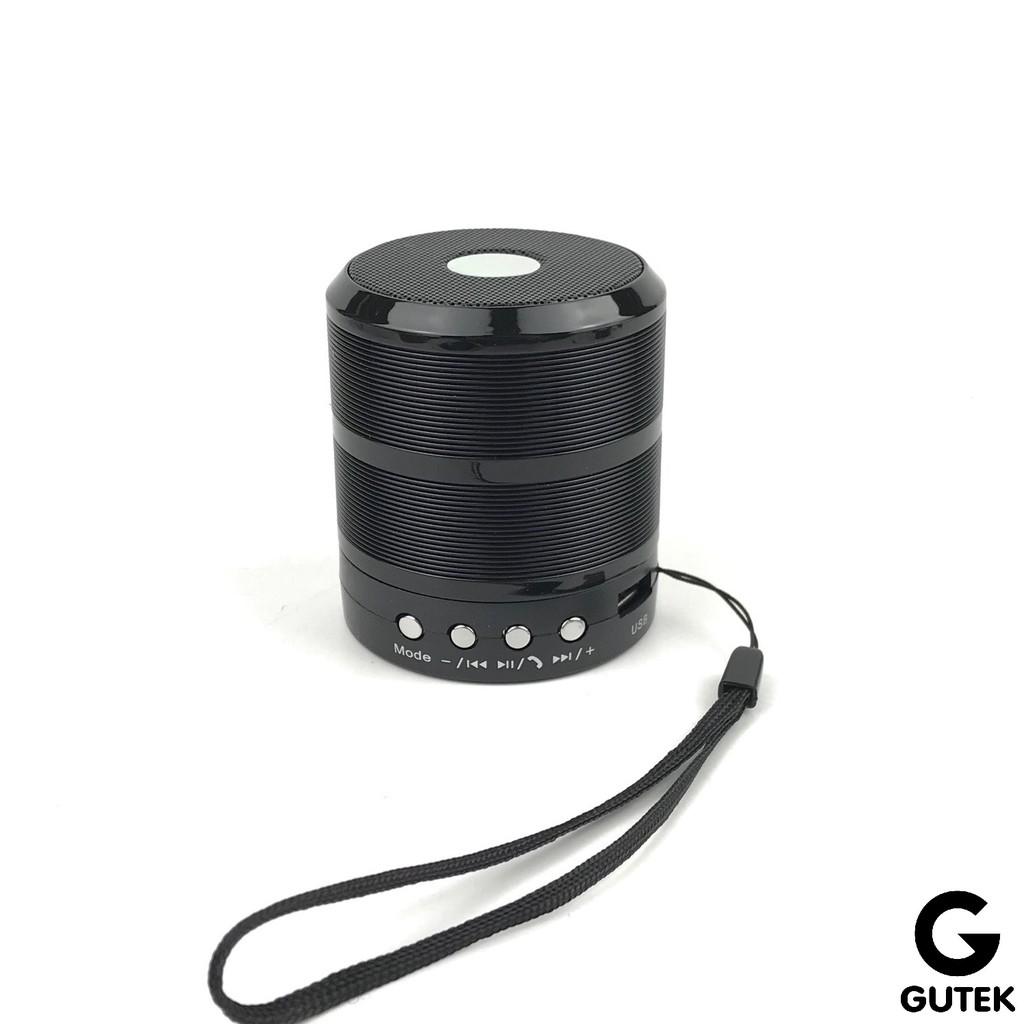 Loa Bluetooth Nghe Nhạc Mini Gutek Ws887
