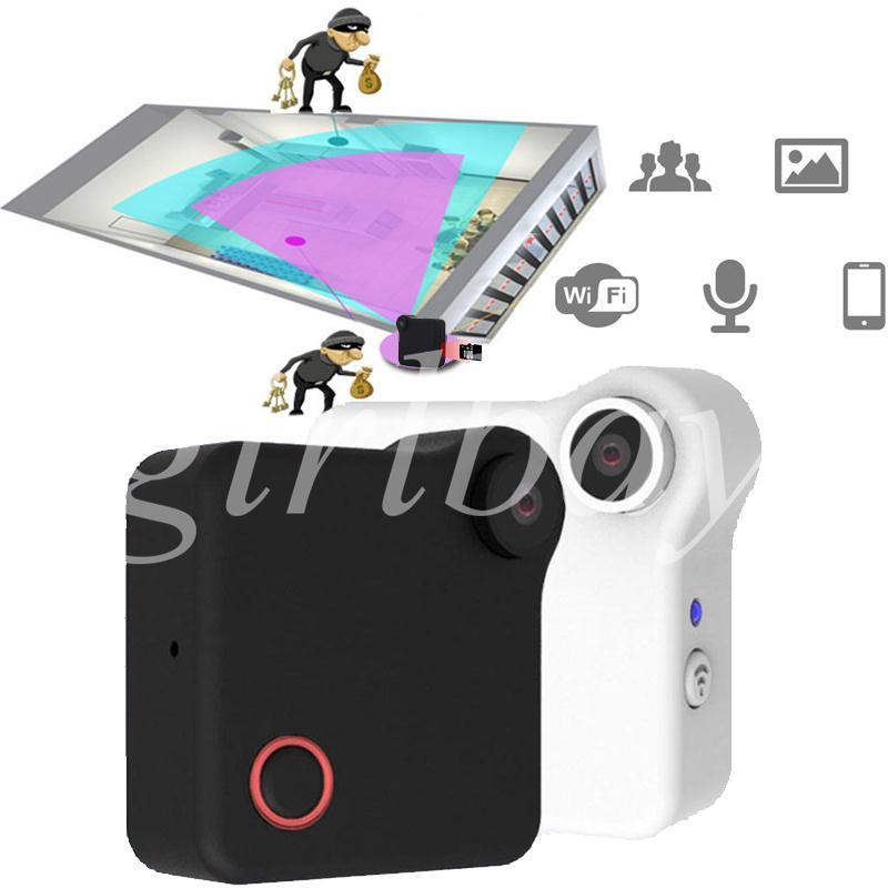 Camera Hành Trình Không Dây Wifi Ip Cam Hd 720p