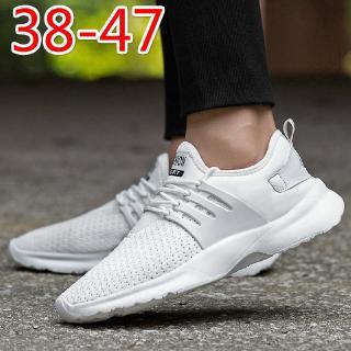 giày thể thao cho nam cộng với giày size giày chạy cho nam giày cỡ lớn 45 46 47 48 sneakers trắng
