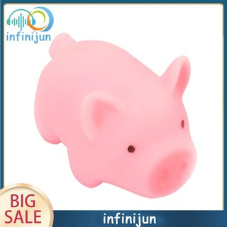 🍀HOT🍀Pig Toy Piggy Sounding Silicone Toy for Pressure Relieving Decompression Toy Rebound Toy