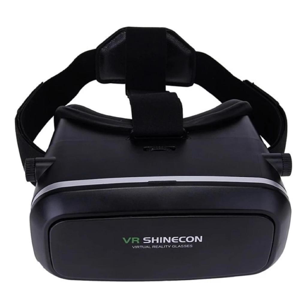 Kính thực tế ảo VR Shinecon - Hàng nhập khẩu (hỗ trợ học tiếng anh) -DC1243(đen7)
