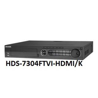 [HDS-7304FTVI-HDMI K] Đầu ghi hình HYBRID TVI-IP 4 kênh TURBO 4.0 HDPARAGON HDS-7304FTVI-HDMI K thumbnail