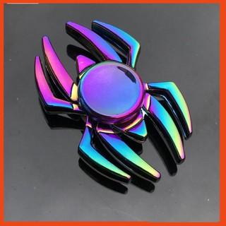 con quay spiner nhện titan 7 màu sắc