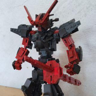 Mô hình lego robot [tặng kèm hộp gạch lego da dạng]