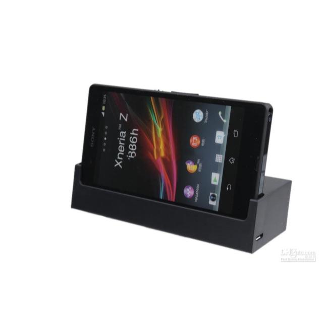Dock sạc DK26 cho Sony Xperia Z LT36i (hàng coppy)