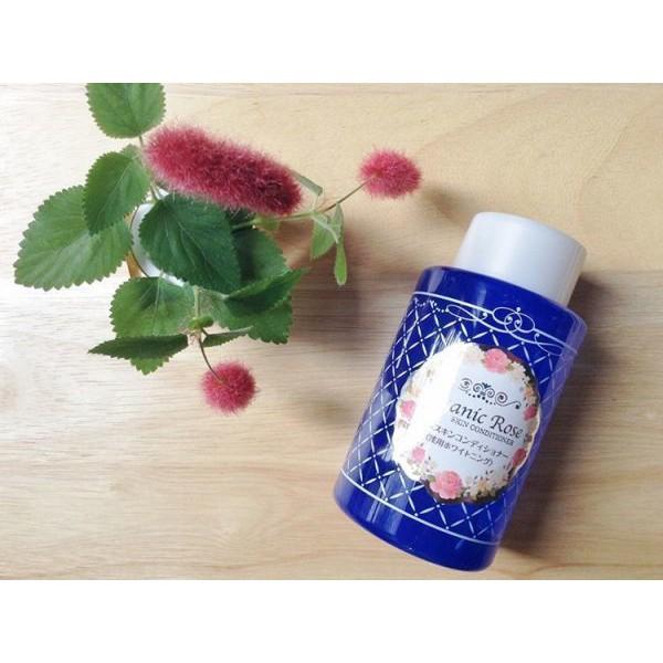 Nước hoa hồng Organic Rose Meishoku màu xanh dưỡng trắng 200ml ...