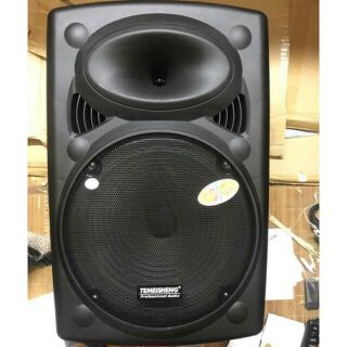 Loa Kéo Temeisheng LA 015 bass 40cm tặng 2 mic cầm tay bluetooth