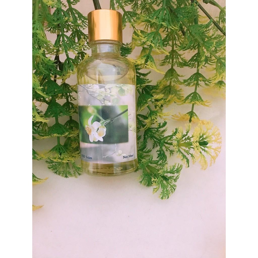 Tinh dầu thơm tự nhiên xông phòng hương Hoa Bưởi lọ 50ml