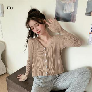 proof price silk knitted ~ ice sun girl all of summer photo cardigan kinds V-neck Real