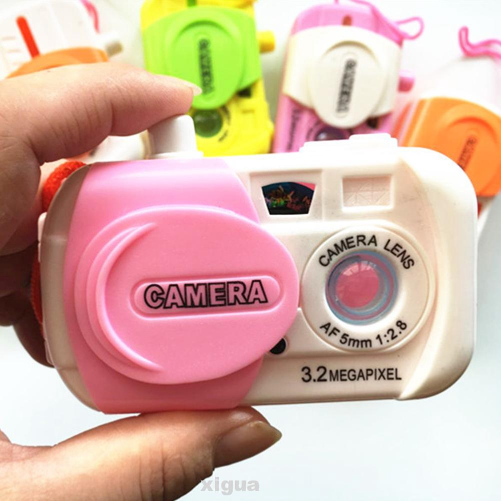 Cartoon Educational Accessories Kid Gift Child Toy Simulation Camera