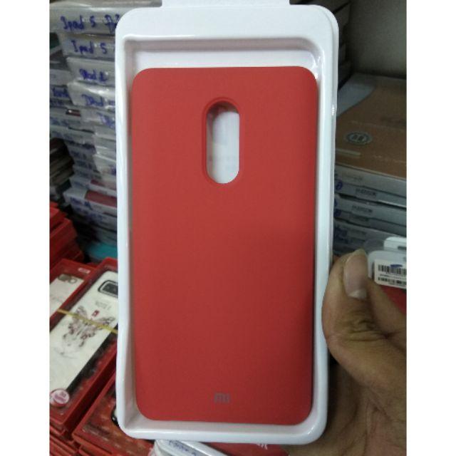 Ốp silicon cover Xiaomi Redmi note 4x