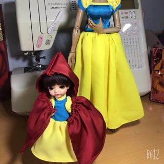 Đồ công chúa Bạch Tuyết