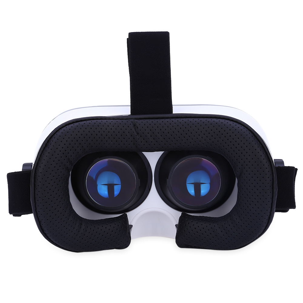 3D Myopia Adjustable Virtual Reality Glasses for Smartphones