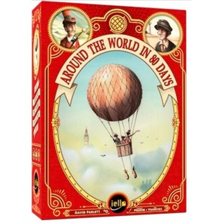 Around the World in 80 Days – Trò chơi board game