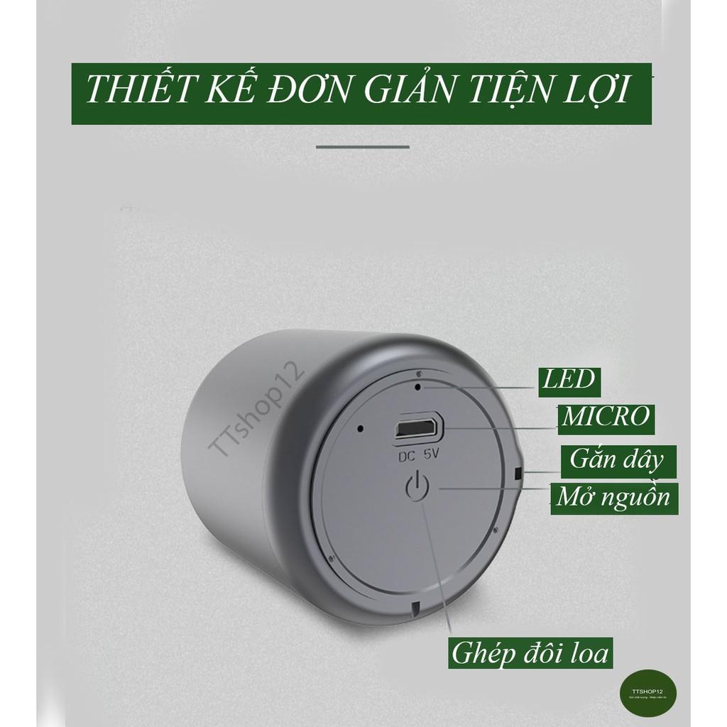 Loa bluetooth InPods LitteFun chính hãng Pass vòm 360 độ ghép đôi loa TWS âm thanh siêu hay