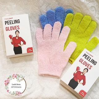 Bao Tay Tẩy Tế Bào Chết Angel's Liquid Peeling Glove