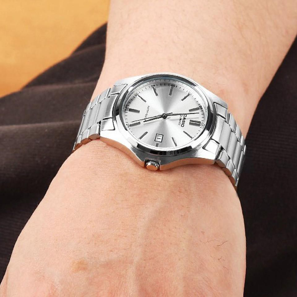 Đồng hồ nam dây kim loại Casio chính hãng Anh Khuê MTP-1183A-7ADF ...