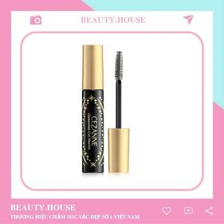 Mascara làm cong và dày mi Cezanne Glamourlust Curl Mascara 6g _Black thumbnail