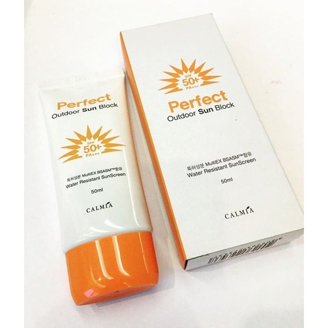 Perfect Outdoor Sunblock SPF50+/PA+++