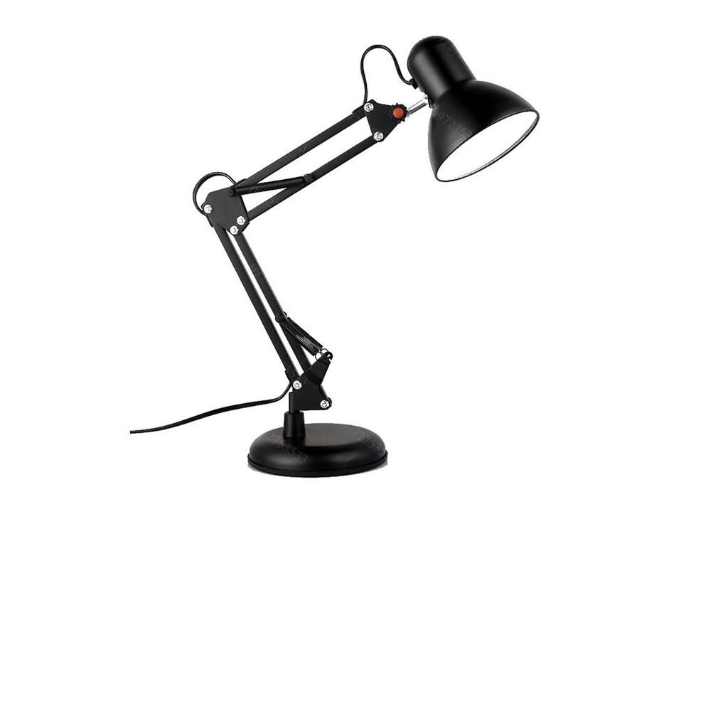 Đèn bàn học làm việc Pixar đế để bàn và chân kẹp - Đèn bàn