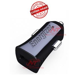 [Mã ELFLASH5 giảm 20K đơn 50K] Cốc Sạc Ô tô Energizer 1A 1 cổng USB - Hãng phân phối chính thức