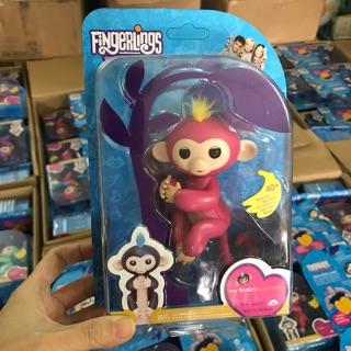 Khỉ tương tác cảm ứng FingerLings