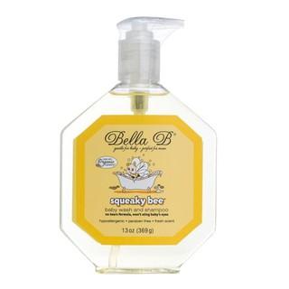 Sữa tắm gội organic cho bé Bella B 369g M490