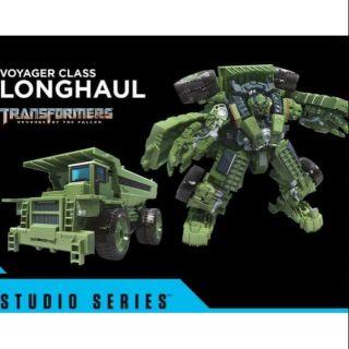 Mô hình Transformers – Long Haul ( Studio Series) – No Box