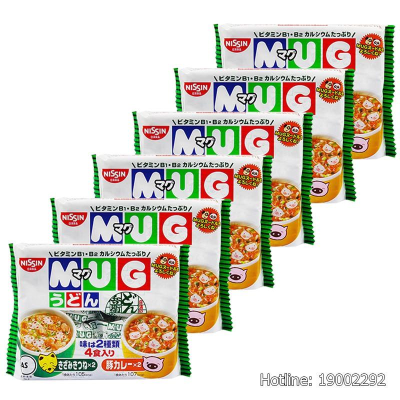 (Giá sỉ) Combo 6 gói mỳ Mug Nissin màu trắng xanh - 3586539 , 1101456176 , 322_1101456176 , 599000 , Gia-si-Combo-6-goi-my-Mug-Nissin-mau-trang-xanh-322_1101456176 , shopee.vn , (Giá sỉ) Combo 6 gói mỳ Mug Nissin màu trắng xanh