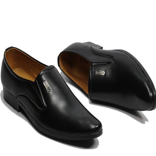 Giày Tây Nam Da Mềm Đế Được Khâu Chắc Chắn PQ