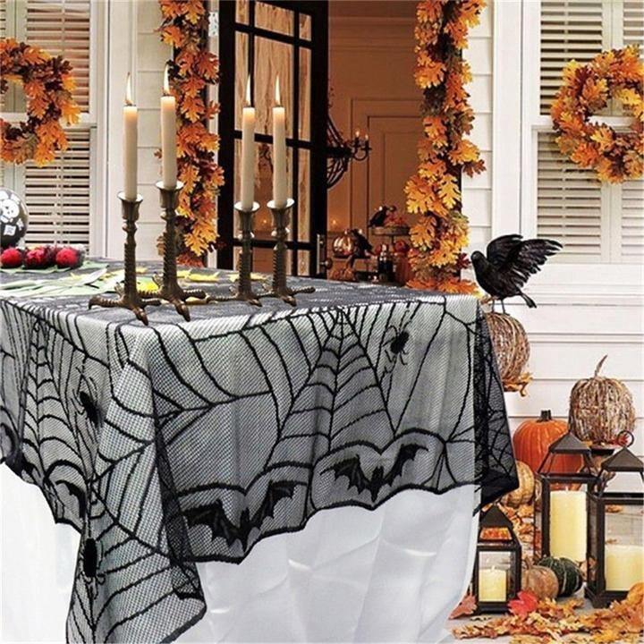 1pcs Halloween Decor Scarf Halloween Decoration Cover Lampshade