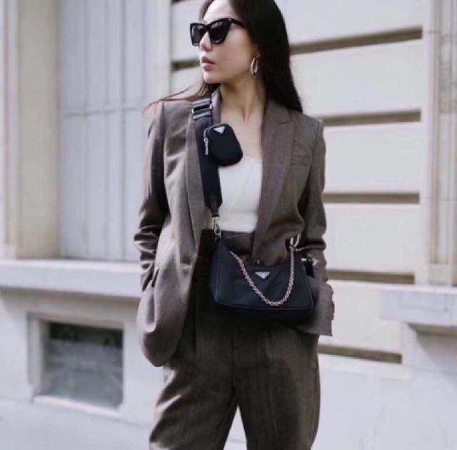 Túi đeo chéo nữ đẹp đi chơi cao cấp thời trang hàn quốc dễ thương giá rẻ SHIAN DC235
