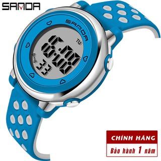 Đồng hồ Trẻ Em SANDA 2008 Nhật Bản, Chống Nước Tốt, An Toàn Tuyệt Đối Cho Bé thumbnail