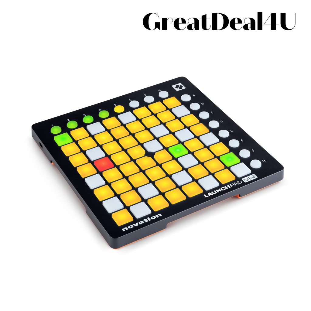 Novation Launchpad Mini MK2 [bàn làm nhạc/chơi nhạc điện tử, NEW, có sẵn]
