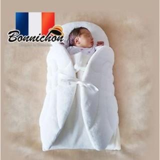 Set chăn đệm sơ sinh thiên thần BONNICHON Angel s Form (Chính hãng Hàn Quốc) thumbnail