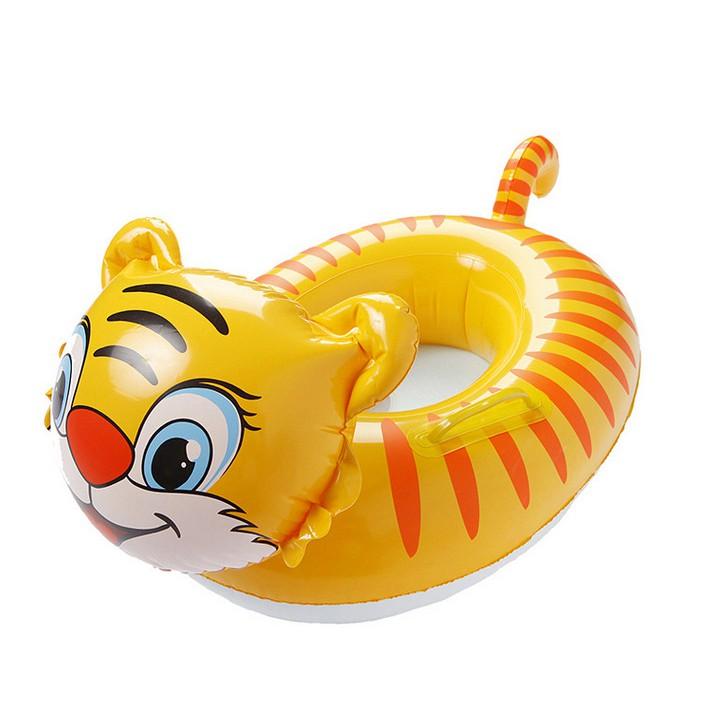Phao bơi xỏ chân hình động vật ngộ nghĩnh cho bé