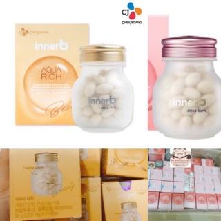 Viên Cấp Nước và collagen Hàn Quốc Innerb Aqua Rich thumbnail