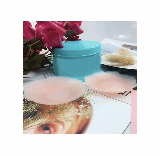 hộp 5 đôi miếng dán ngực silicon | WebRaoVat