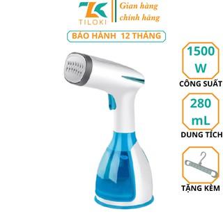 Bàn là hơi nước cầm tay TiLoKi TBL.02 công suất 1500w dung tích 280ml