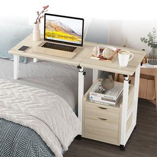 Bàn làm việc gấp gọn đa năng có thể gập, di chuyển 95x40cm - Bàn học gỗ thông minh - Nội thất phòng làm việc