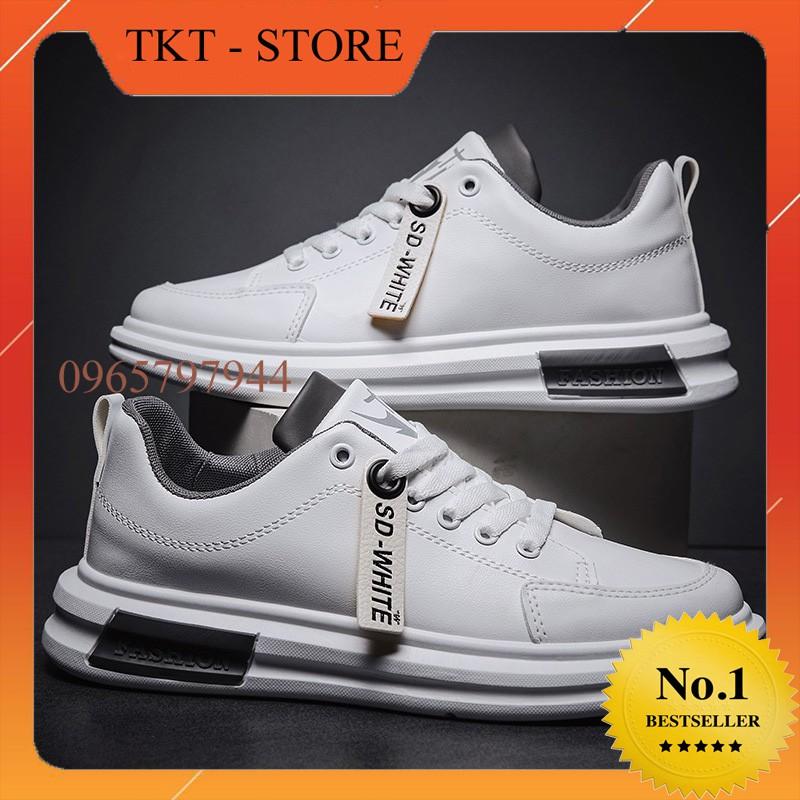 Giày Thể Thao Nam ❤️NHIỀU MÀU❤️ Tăng Chiều Cao Phong Cách Cực Ngầu Thời Trang Trẻ Trung G24