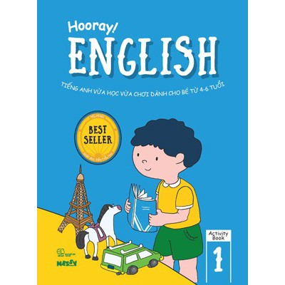 Sách - Hooray English Activity Book 1