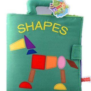Sách vải học hình khối