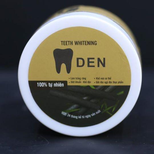 Bột  Đánh Trắng  Răng  và  Điều Trị Hôi Miệng TEETH WHITENING  100% Tự Nhiên