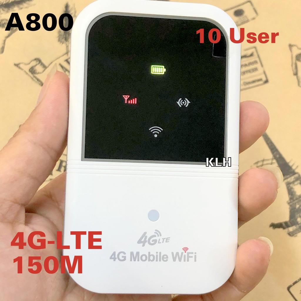 Phát wifi di động 3G 4G và sim internet hãng Huawei, ZTE, A800 combo sim và cục phát wi fi 4g, máy phát oai phai di động