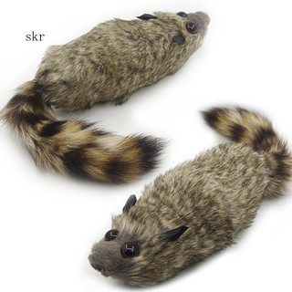 Lifelike Moving Raccoon Magic Trick Stage Street Illusion Gimmick Magician Props