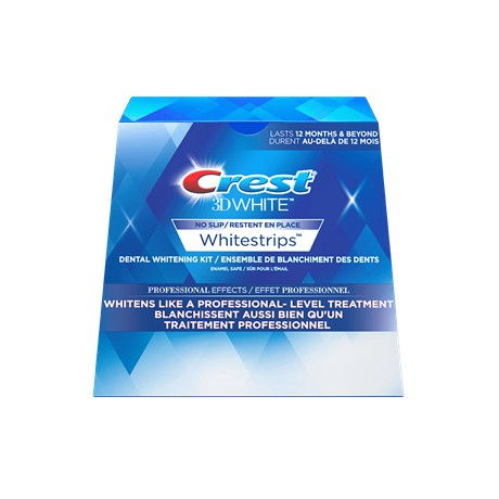[1 miếng] Crest 3D White Professional Effects