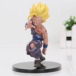 Dragon Ball Z Toy Dramatic Showcase Son Goku Gohan PVC Figures Model Toys